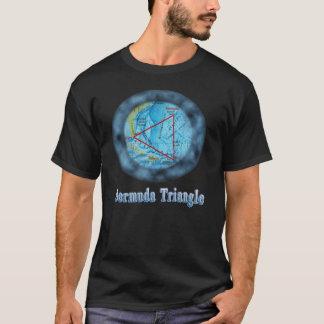 Bermuda Triangle womans t-shirt