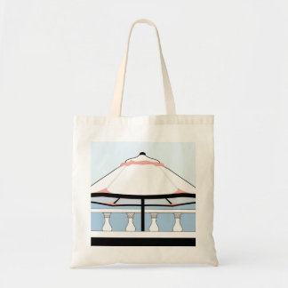 Bermuda Umbrella Tote Bag