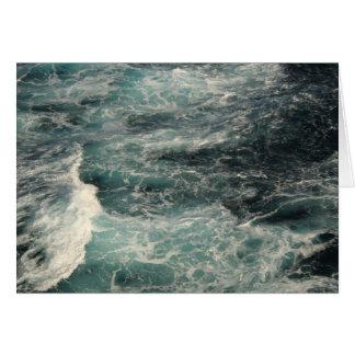 Bermuda Waters card