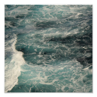 Bermuda Waters print