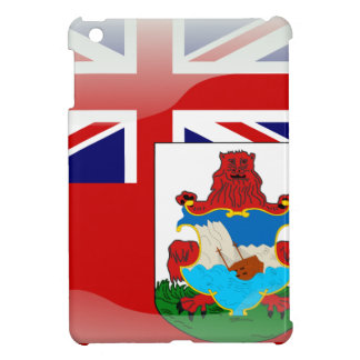 Bermudian glossy flag case for the iPad mini