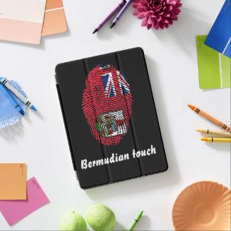 Bermudian touch fingerprint flag iPad air cover