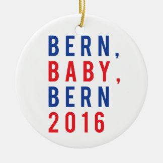 Bern Baby Bern 2016 Round Ceramic Ornament