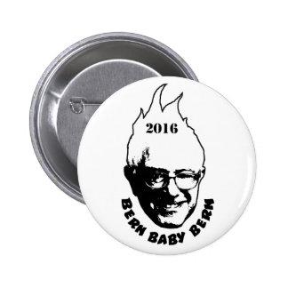 BERN BABY BERN - Bernie Sanders 2016 2 Inch Round Button