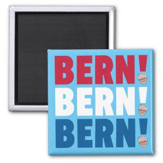 Bern Bern Bern Bernie Sanders Magnet