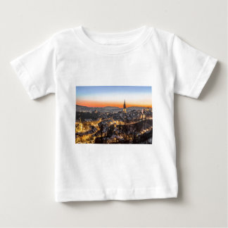bern city view Christmas time Baby T-Shirt