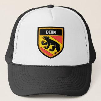 Bern Flag Trucker Hat