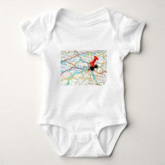 Bern, Switzerland Baby Bodysuit