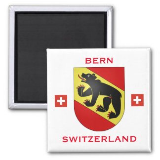 Bern Switzerland Coat of Arms Magnet