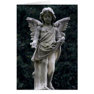 Bernadette's Angel Card