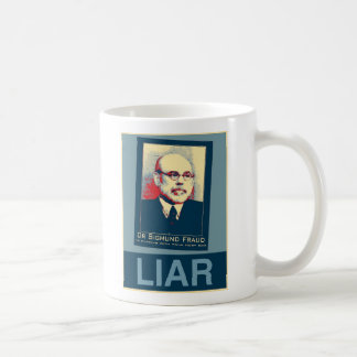 Bernanke - Sigmund Fraud Coffee Mug