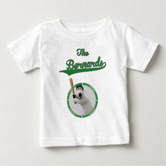 Bernard Bear Baseball Merchandise Tshirt