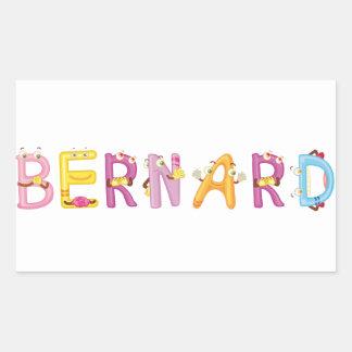 Bernard Sticker