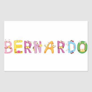 Bernardo Sticker
