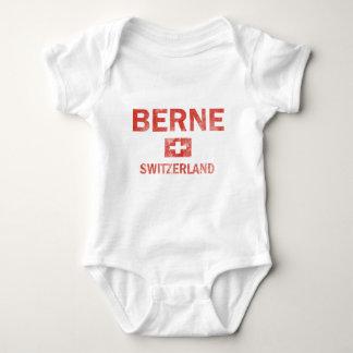 Berne Switzerland Designs Baby Bodysuit