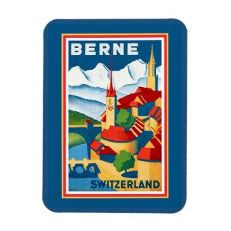 Berne, Switzerland Magnet