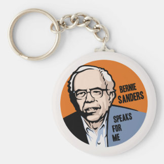 Bernel Sanders Keychains