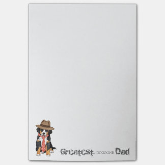 Berner Dad Post-it® Notes