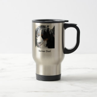 Berner Dad Travel Mug