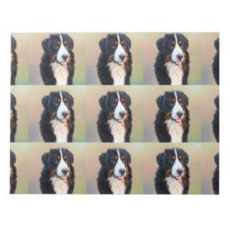 Berner Sennenhund Notepad