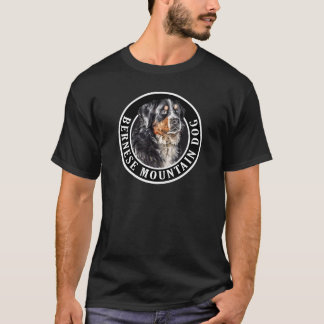 Bernese Mountain Dog 002 T-Shirt