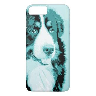 Bernese Mountain Dog Art iPhone 8 Plus/7 Plus Case