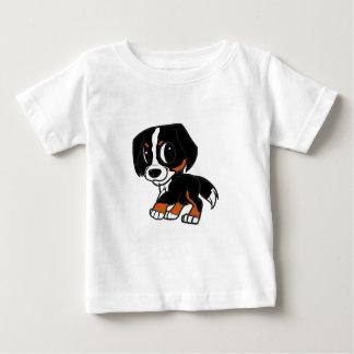 bernese mountain dog cartoon rust baby T-Shirt