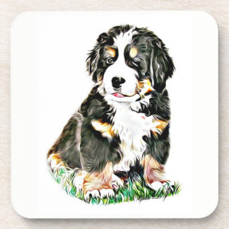 Bernese Mountain Dog Coaster