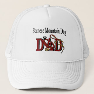 Bernese Mountain Dog Dad Hat