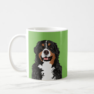 BERNESE MOUNTAIN DOG FOR BERNESE MOUNTAIN PARENT COFFEE MUG