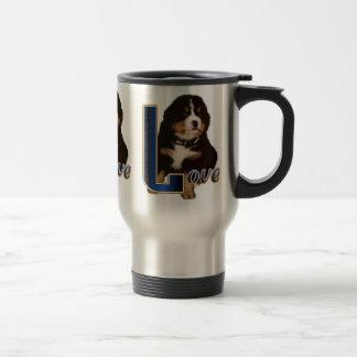 Bernese Mountain Dog Gifts Travel Mug
