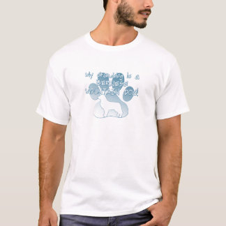 Bernese Mountain Dog Granddog T-Shirt