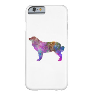Bernese mountain dog in watercolor 2 barely there iPhone 6 case