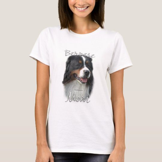 Bernese Mountain Dog Mom 2 T-Shirt