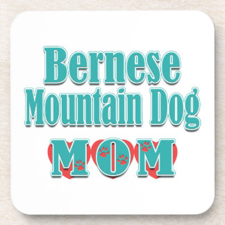 Bernese Mountain Dog Mom Coaster
