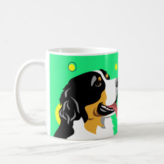 Bernese Mountain Dog Mugs