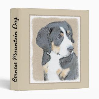 Bernese Mountain Dog Puppy Binders