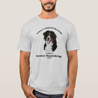 Bernese Mountain Dog Shirt #2