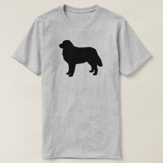 Bernese Mountain Dog Silhouette T-Shirt