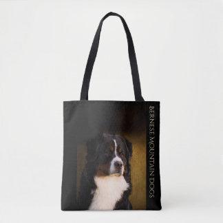 Bernese Mountain Dog Tote