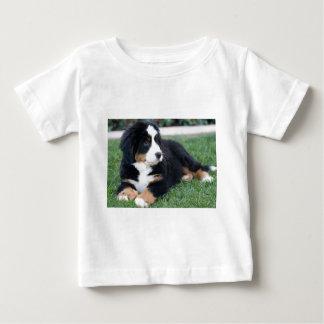 Bernese Mountain Puppy Baby T-Shirt