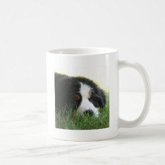 Bernese Puppy Coffee Mug