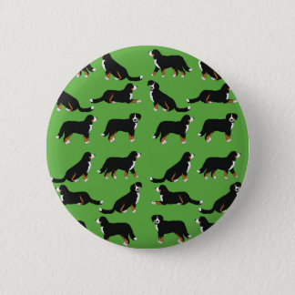 Bernese Sennenhund selection 2 Inch Round Button