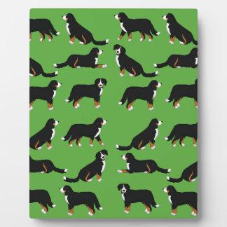 Bernese Sennenhund selection Plaque