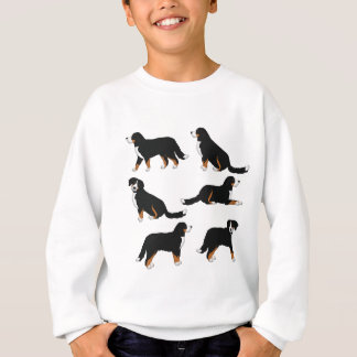 Bernese Sennenhund selection Sweatshirt