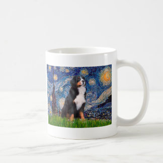 Bernese - Starry Night Coffee Mug