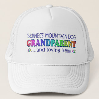 BERNESE TRUCKER HAT