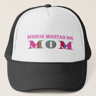 BerneseMountainDogMom Trucker Hat