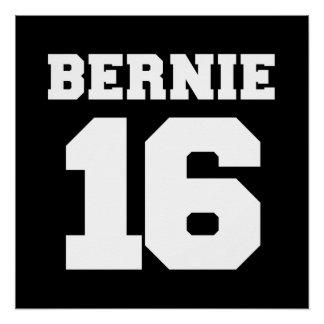 Bernie 16 bernie sanders 2016 poster