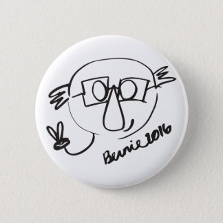 Bernie 2016 2 inch round button